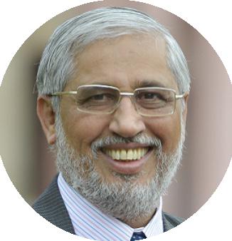 Hon'ble Prof. Anil D. Sahasrabudhe