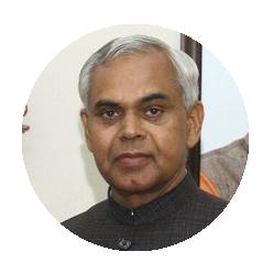 Hon'ble Shri. Acharya Devvrat