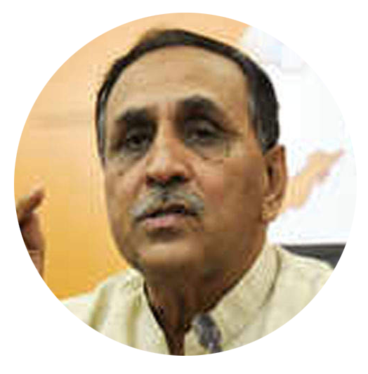 Hon'ble Shri. Vijay Rupani