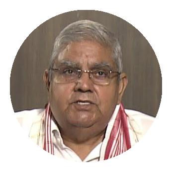 Hon'ble Shri.Jagdeep Dhankar