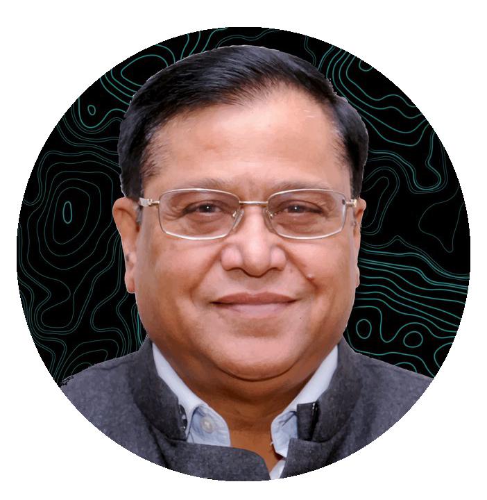 Padma Bhushan Hon'ble Dr. V.K